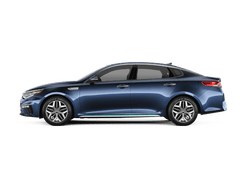 New Kia Optima Plug-In Hybrid at Carrollton