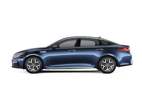 New Kia Optima Plug-In Hybrid in Novato