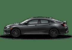 New Honda Civic Si Sedan at Dayton