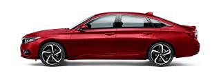 Accord Sedan Sport CVT 1.5T
