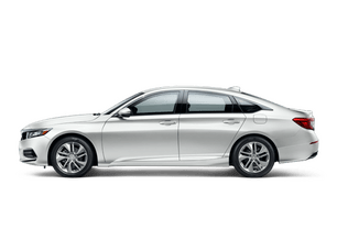 Honda Accord Sedan Specials in Rocky Mount