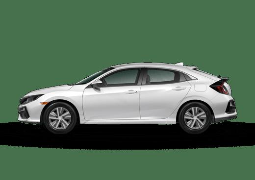 New Honda Civic Hatchback Salinas, CA