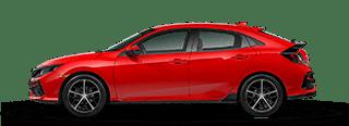 Civic Hatchback Sport CVT