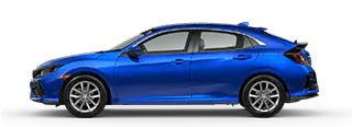 Civic Hatchback EX-L