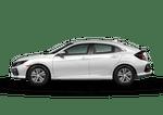 New Honda Civic Hatchback at Clarenville