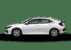 New Honda Civic Hatchback at Dayton