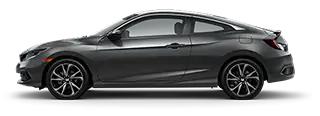 Civic Coupe Sport CVT