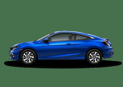 New Honda Civic Coupe near Salisbury