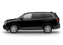 New Honda Pilot at Cayey