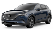 New Mazda CX-9 at Corona