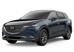 New Mazda CX-9 at Sheboygan