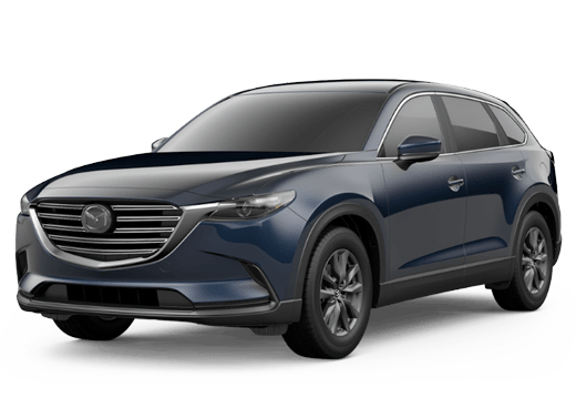 New Mazda CX-9 at Memphis