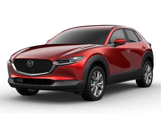 Mazda CX-30 FWD w/Select Package