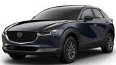 New Mazda CX-30 at Corona