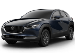 New Mazda CX-30 at Las Vegas