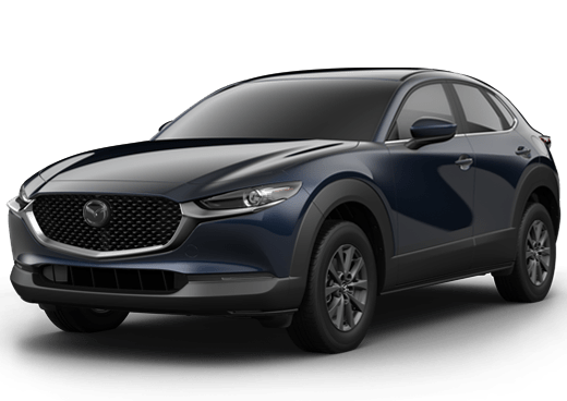 New Mazda CX-30 near Irvine