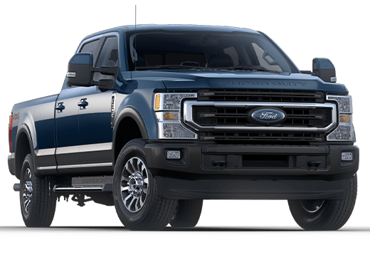Super Duty F-350 SRW King Ranch 4x4 Crew Cab w/ 8' Box
