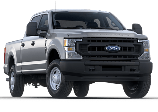 Super Duty F-350 SRW XL 4x2 Crew Cab w/ 6-3/4' Box