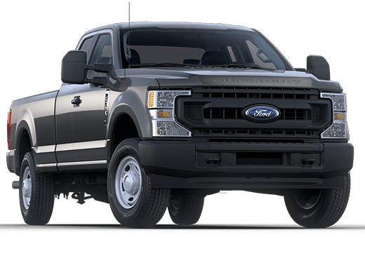 Super Duty F-350 SRW XL 4x2 SuperCab w/ 8' Box