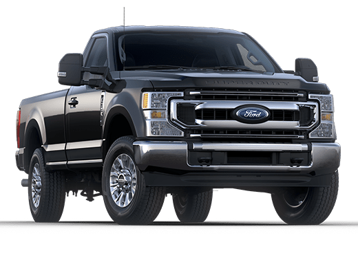 Super Duty F-350 SRW XLT 4x2 Regular Cab w/ 8' Box