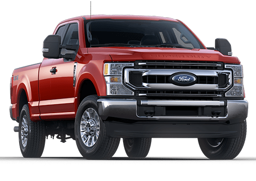 Super Duty F-350 SRW XLT 4x4 SuperCab w/ 6-3/4' Box