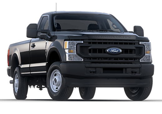 Super Duty F-350 SRW XL 4x4 Regular Cab w/ 8' Box