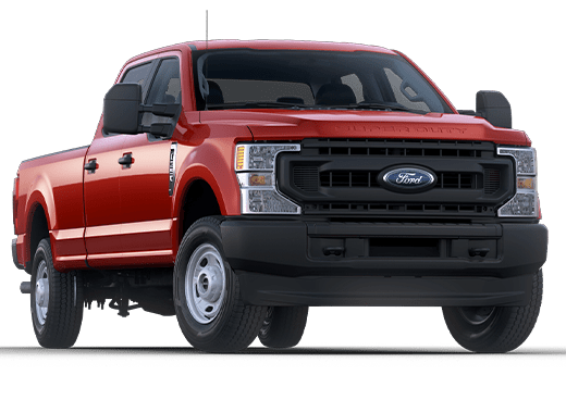 Super Duty F-350 SRW XL 4x4 Crew Cab w/ 8' Box