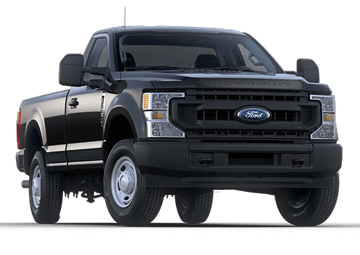 Super Duty F-350 SRW XL 4x2 Regular Cab w/ 8' Box