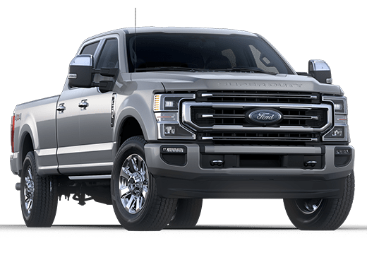 Super Duty F-350 SRW Platinum 4x4 Crew Cab w/ 8' Box
