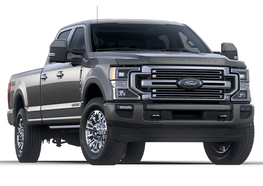 Super Duty F-350 SRW Limited 4x4 Crew Cab w/ 8' Box