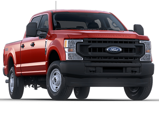 Super Duty F-350 SRW XL 4x4 Crew Cab w/ 6-3/4' Box