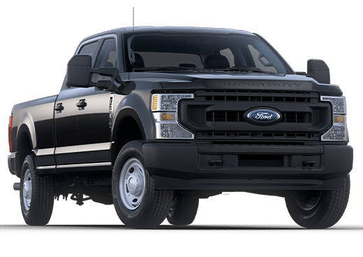 Super Duty F-350 SRW XL 4x2 Crew Cab w/ 8' Box