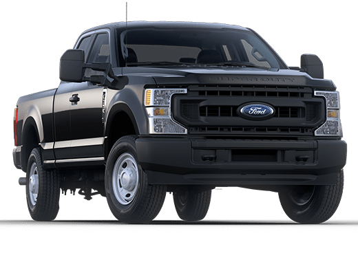 Super Duty F-350 SRW XL 4x2 SuperCab w/ 6-3/4' Box