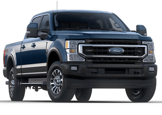 Super Duty F-350 SRW King Ranch 4x4 Crew Cab w/ 6-3/4' Box