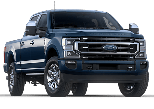 Super Duty F-350 SRW Platinum 4x4 Crew Cab w/ 6-3/4' Box