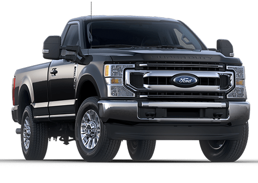 Super Duty F-350 SRW XLT 4x4 Regular Cab w/ 8' Box