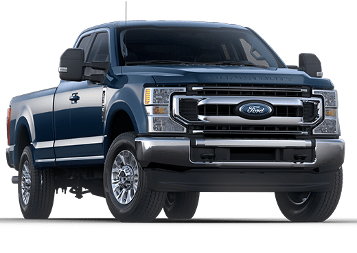 Super Duty F-350 SRW XLT 4x4 SuperCab w/ 8' Box