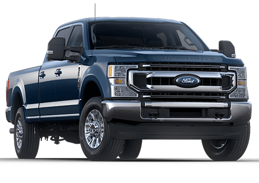 Super Duty F-350 SRW XLT 4x4 Crew Cab w/ 8' Box