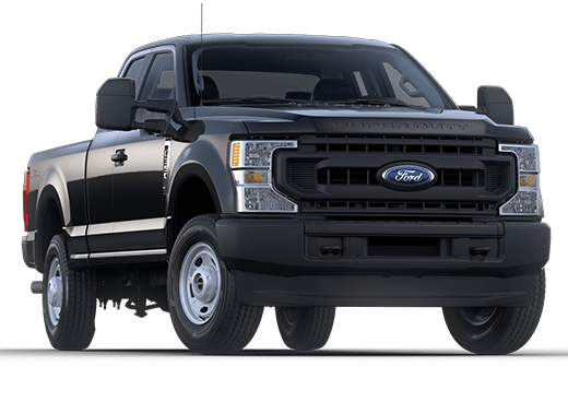 Super Duty F-350 SRW XL 4x4 SuperCab w/ 6-3/4' Box