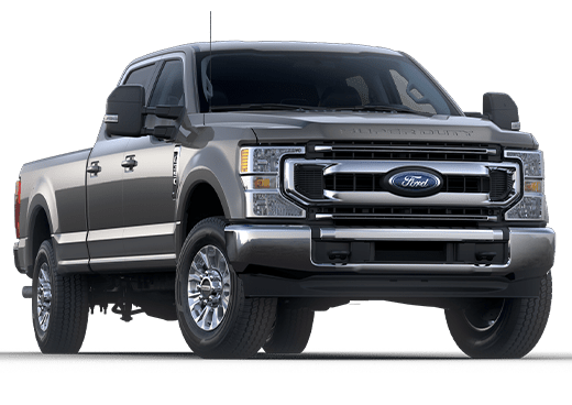 Super Duty F-350 SRW XLT 4x2 Crew Cab w/ 8' Box