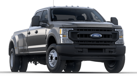 Super Duty F-350 DRW XL 4x2 Crew Cab w/ 8' Box