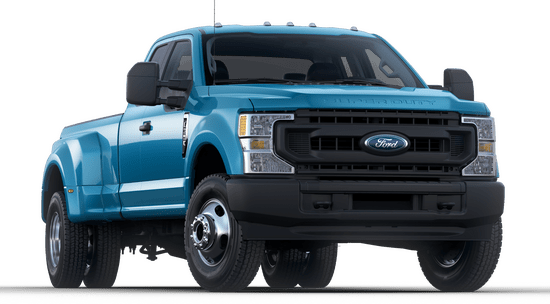 Super Duty F-350 DRW XL 4x2 SuperCab w/ 8' Box
