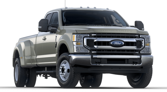 Super Duty F-350 DRW XLT 4x2 SuperCab w/ 8' Box
