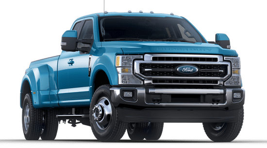 Super Duty F-350 DRW LARIAT 4x4 SuperCab w/ 8' Box