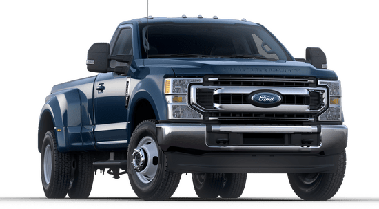 Super Duty F-350 DRW XLT 4x4 Regular Cab w/ 8' Box