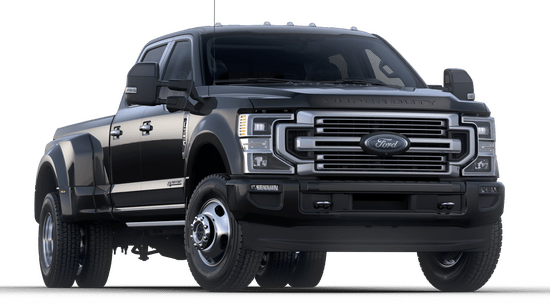 Super Duty F-350 DRW Limited 4x4 Crew Cab w/ 8' Box