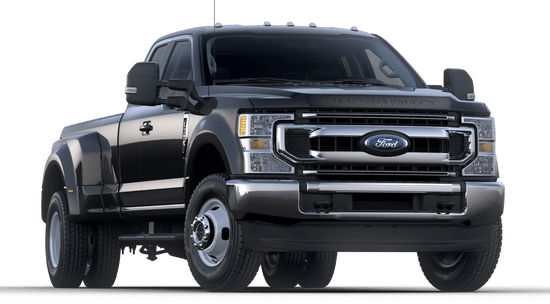 Super Duty F-350 DRW XLT 4x4 SuperCab w/ 8' Box