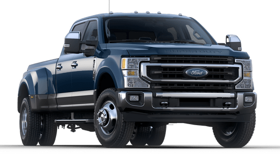 Super Duty F-350 DRW King Ranch® 4x2 Crew Cab w/ 8' Box
