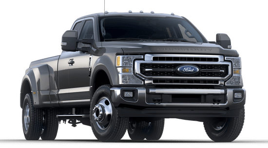 Super Duty F-350 DRW LARIAT 4x2 SuperCab w/ 8' Box