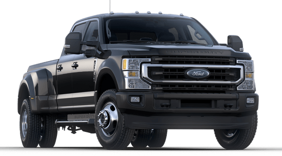 Super Duty F-350 DRW King Ranch® 4x4 Crew Cab w/ 8' Box